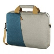 """Чанта за лаптоп HAMA Florence, до 15.6""""см (39.6 cm), синя/сива"""