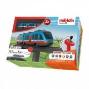 Tren de calatori cu telecomanda si accesorii Fun Airport Express