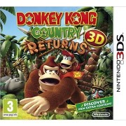 Donkey Kong Country Returns Select - Nintendo 3DS