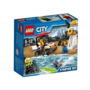 SET PENTRU INCEPATORI GARDA DE COASTA - LEGO (60163)