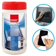 Kontakt Chemie Universele Screen Cleaning Wet Wipes - 100 Pcs.
