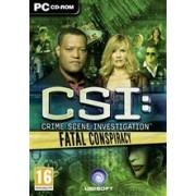 CSI Fatal Conspiracy Pc