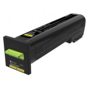 Lexmark Yellow Extra High Yield Return Program Toner Cartrid