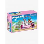 Playmobil 6853 Baile de Máscaras, Playmobil Princess laranja medio bicolor/multicol