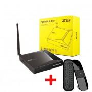 Formuler Z8 UHD Mediaspelare , Fjärrkontroll med mus och tangentbord