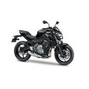 Kawasaki Z650 2017 černá