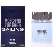 MOSCHINO FOREVER SAILING apă de toaletă cu vaporizator 100 ml