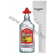 Standoló kártya - Sierra Tequila [0,7L]