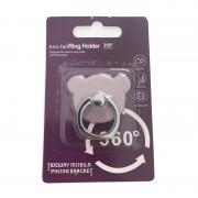 Inel Suport Shiny rotire 360 pentru telefon - Mov