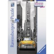 Puzzle TAXIUL DIN NEW YORK 1000 piese Ravensburger