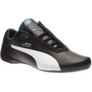 Puma Mercedes MAMGP Future Cat S2 Motorsport Shoes For Men(Black)