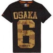 Superdry Osaka Metallic t-tröja