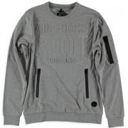 Cars Jeans Hanorac stilat pentru bărbați Galle Gray 4352653 L