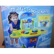 MY FIRST KITCHEN BY PLAYGO