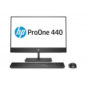 """HP ProOne 440 G5 AiO 23.8"""" FHD IPS/i5-9500T/8GB/256GB/DVD/HDMI/Fixed Stand/Win 10 Pro/1Y (7EM61EA)"""
