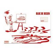 BLOC DESEN 16 FILE A3, COPERTA CARTON DUPLEX