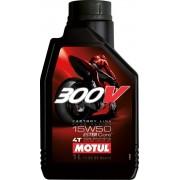 MOTUL 300V 4T Factory Line 15W50 1 litru