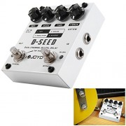 Zorbes JOYO D - Seed Dual Channel Digital Delay Guitar Effect Pedal with Four Modes