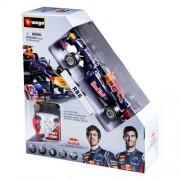 Bburago 1:32 Scale Wrist Racers: Red Bull Racing Team 2012 Playset
