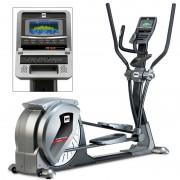 Bicicleta elíptica Khronos Generator BH Fitness: Não precisa conexão a corrente elétrica