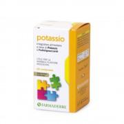 Potassio - Integratore Alimentare Farmaderbe - 60 Cps