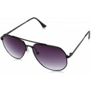 Fastrack Aviator Sunglasses(Violet)