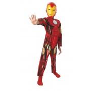 Costum carnaval Clasic Iron Man L