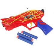 only4you Spider-Man Soft Bullet Gun-Plastic Gun