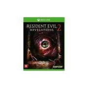Xbox One Resident Evil Revelations 2 - Mídia Física Lacrado