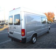 ATTELAGE Volkswagen LT28 chassis cabine 1995--2006 (roues simples- LT32 ) - ...