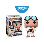 Volver al futuro dr emmet brown Funko pop back to the future buen volver al futuro INCLUYE BOLSA POP PARA REGALO
