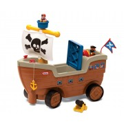 Barca piratilor Ride-on - Joaca-te si plimba-te
