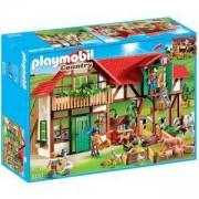 Комплект Плеймобил 6120 - Голяма ферма - Playmobil, 291156