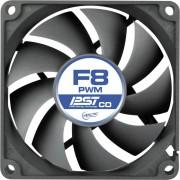 PC ventilator F8 PWM PST CO Arctic (Š x V x DB) 80 x 80 x 25 mm