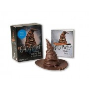 Running Press Harry Potter Talking Sorting Hat and Sticker Book: Which House Are You?
