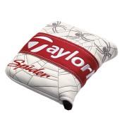 【TaylorMade Golf/テーラーメイドゴルフ】[限定品] ビッグTM スパイダーパターカバー / 【送料無料】
