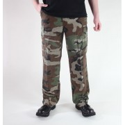 MIL-TEC férfi nadrág - US Feldhose - Prewash W / L - 11823020