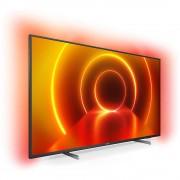 "Televisori Philips Tv Led Ultra Hd 4k 43"" 43pus7805/12 Smart Tv Saphi Ambilight Grigio"