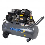 Compresor Stager HM-V-0.25/100 100L 8bar