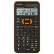 Kalkulator tehnički 102mjesta 462 funkcije Sharp EL-506 XYR narančasti 000036081
