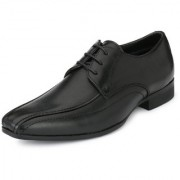 Hope Quay Men's Black PU Leather Formal Shoes