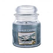 Yankee Candle Misty Mountains vonná svíčka