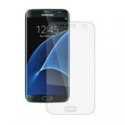 Folie plastic clasic Samsung Galaxy S7 Edge protectie ecran fata total transparenta acopera tot ecranul