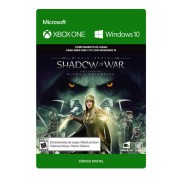 Xbox middle-earth: shadow of war - the blade of galadriel story expansion xbox one