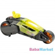 Hot Wheels Speed Winders: Twisted Cycle motor - citromsárga-fekete