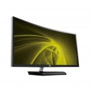 """Monitor LED Aoc C3583FQ 2K 35"""" Black Glossy"""