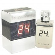 ScentStory 24 Platinum The Fragrance Jack Bauer Eau De Toilette Spray 3.4 oz / 100.55 mL Fragrance 500229