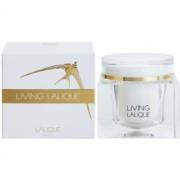 Lalique Living Lalique crema corporal para mujer 200 ml