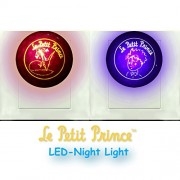 Le Petit Prince Photosensor LED Night Light by Lumitusi (Le Petit Prince x 1pc + Fox x 1pc)