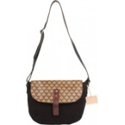 Rub & Style Women Casual Multicolor Genuine Leather Sling Bag